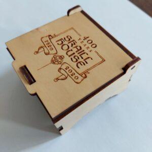 Skaill 400 Trinket Box