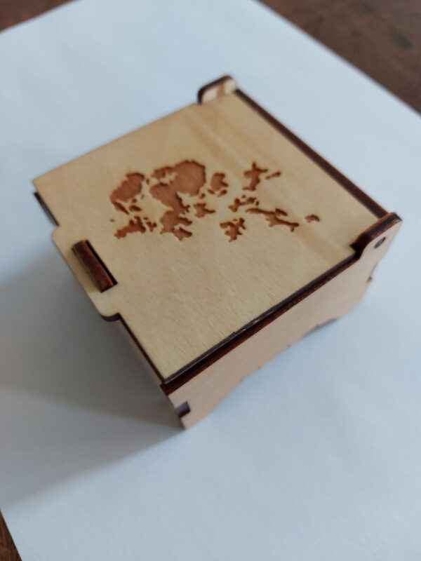 Orkney Islands Trinket Box