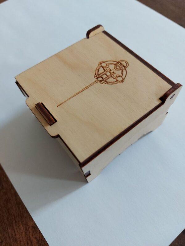 Westness Brooch Trinket Box